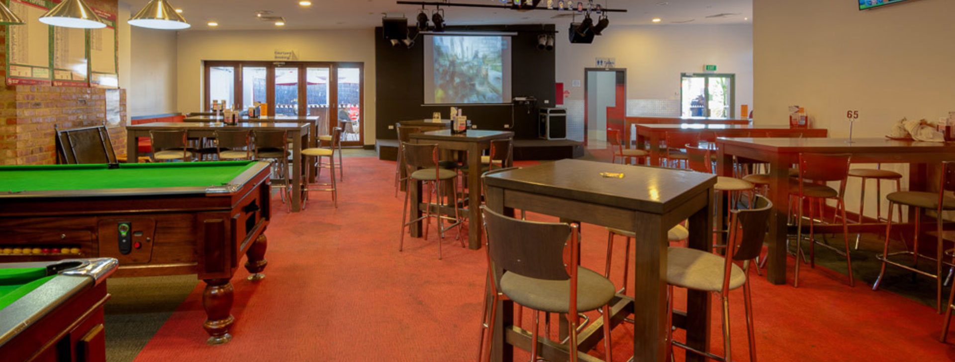 westernport hotel club bar