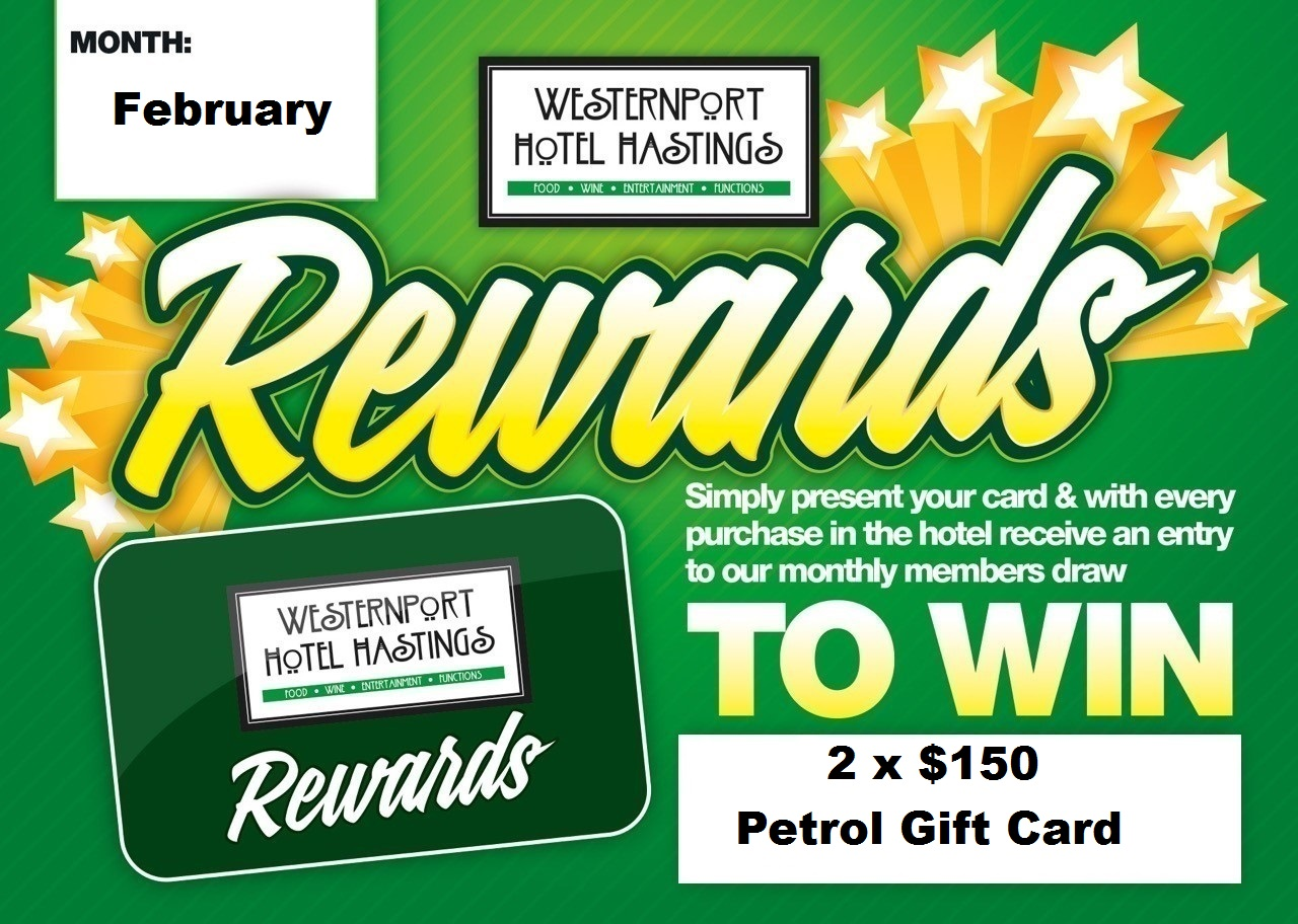 Westernport Rewards Screen Feb 2018