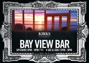 bay view bar kirks hotel mornington