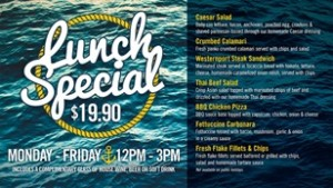 westernport lunch special