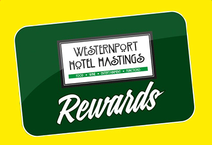 Westernport Members card