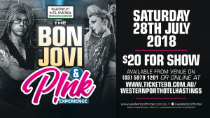 bon jovi and pink experience at westernport hotel